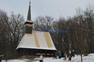 Biserică din lemn 1