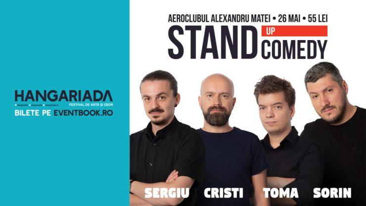 Hangariada 2019 singurul festival de artă și zbor din România
