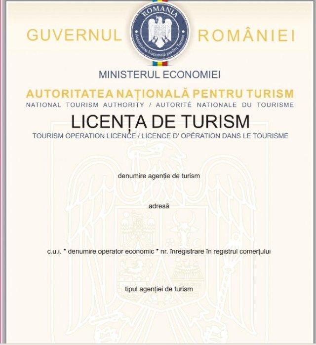 Cum să obții Licența de Turism