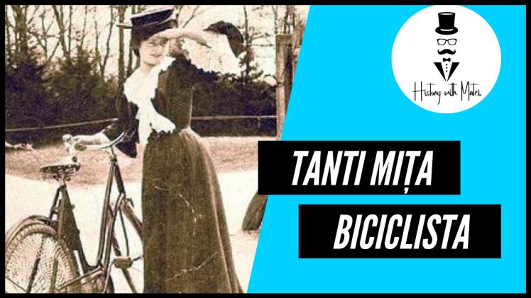Tanti Mița Biciclista – Cea mai cunoscută prostituată de lux din Bucureștiul interbelic