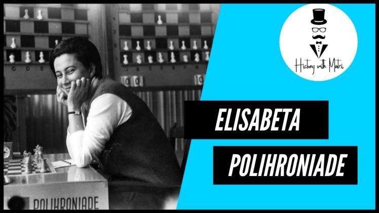 Elisabeta Polihroniade The Queen`s Gambit, varianta românească