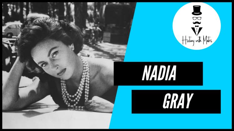 Nadia Gray actrița româncă de la Hollywood care a cucerit publicul prin frumusețea ei